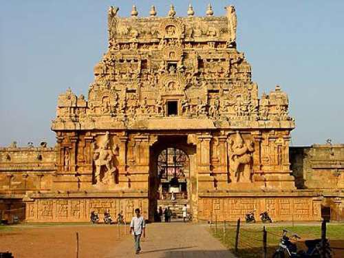 image of Brihadeshwar Temple