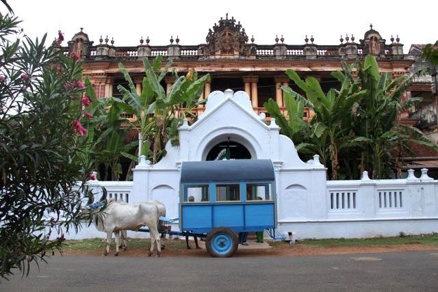 image of Chettinad Palace