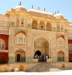 Jaipur including Amber Fort and city walking tour