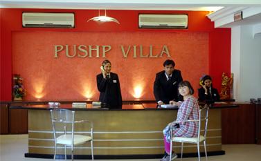HOTEL PUSHPA VILLA