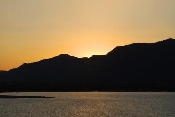 Foy Sagar Lake Ajmer