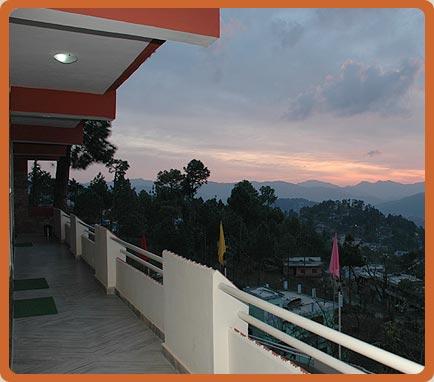 HOTEL MOUNT HEAVEN
