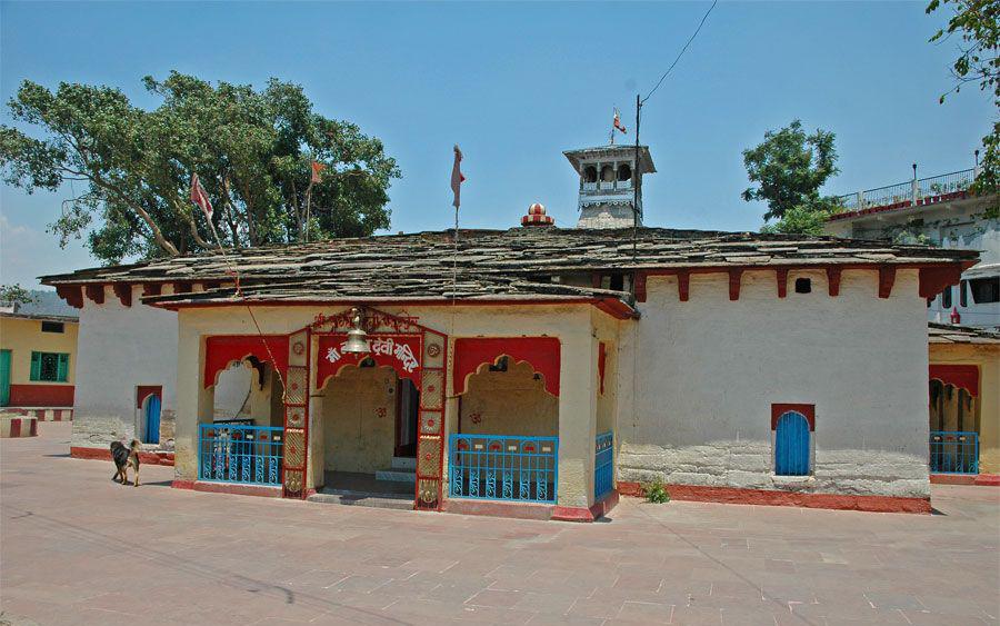 Nanda Devi Temple