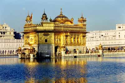 The Golden Temple: Harmandir Sahab