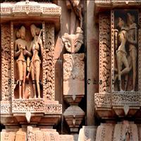 Raja - Rani temple