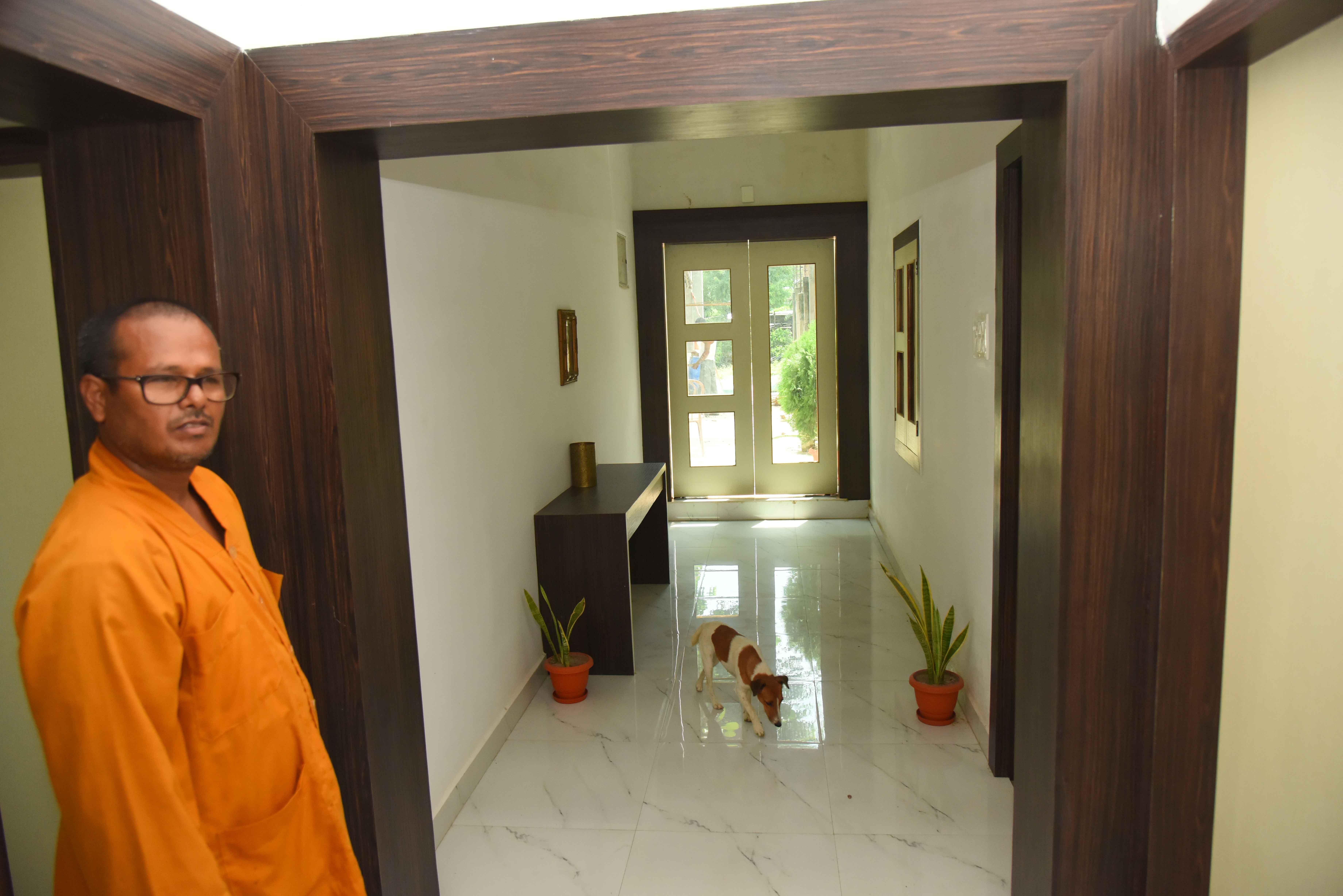 VAJRABODHI GUEST HOUSE