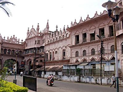 Shaukat Mahal and Sadar Manzil