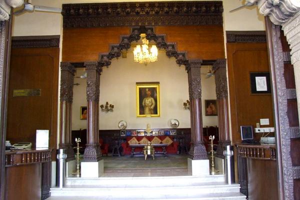 NILAMBAGH PALACE