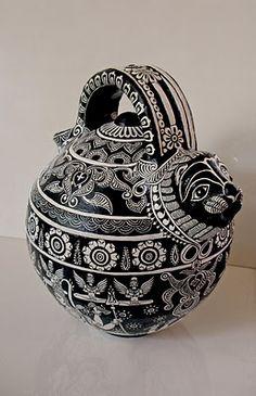 Beautiful Bidri work