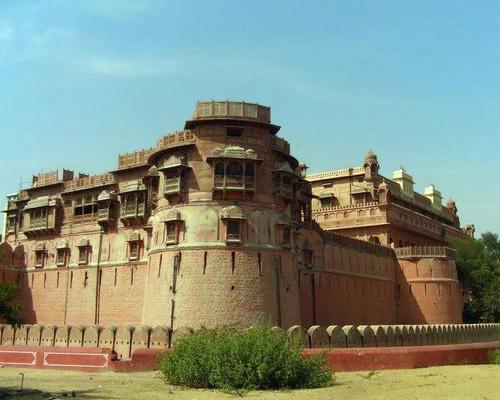 Fort at Bikaner
