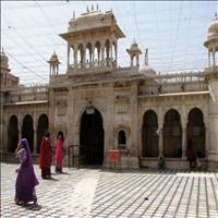 Deshnok's Karni Mata Temple