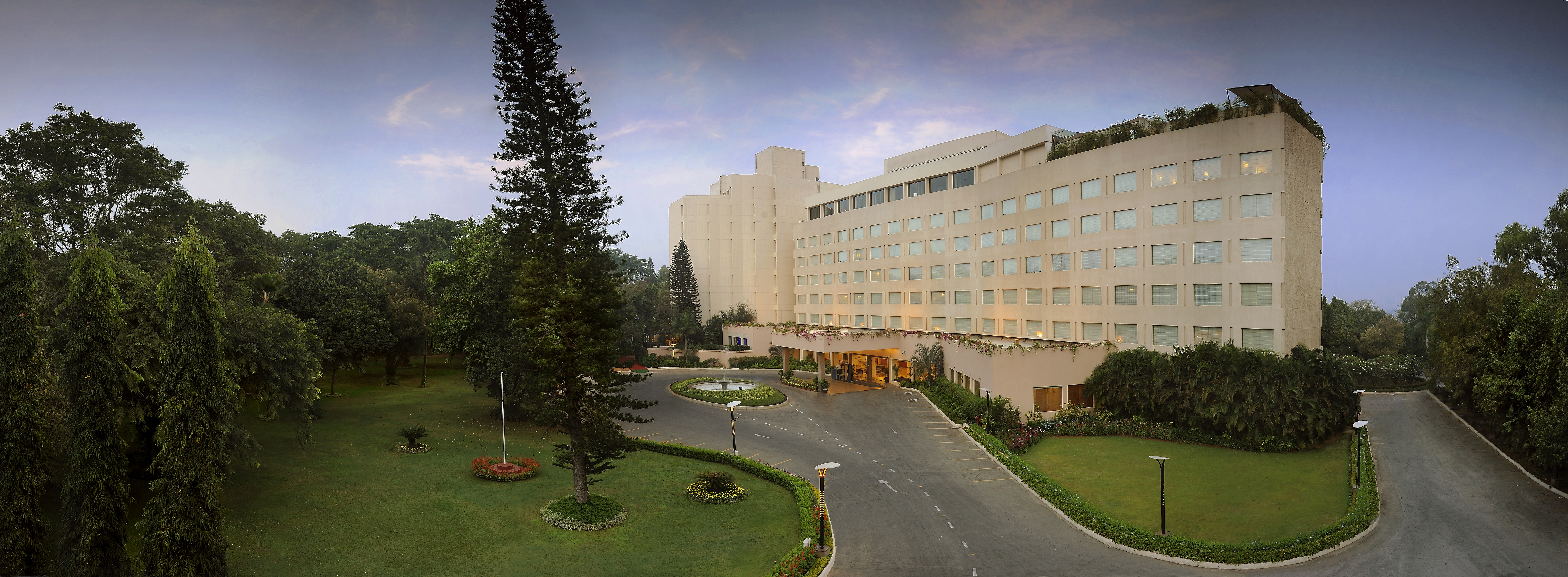 THE LALIT ASHOK BANGLORE