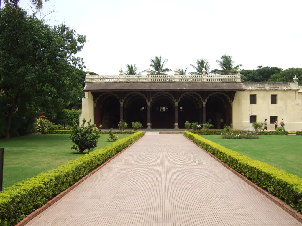 Tipu Sultan's summer Palace.