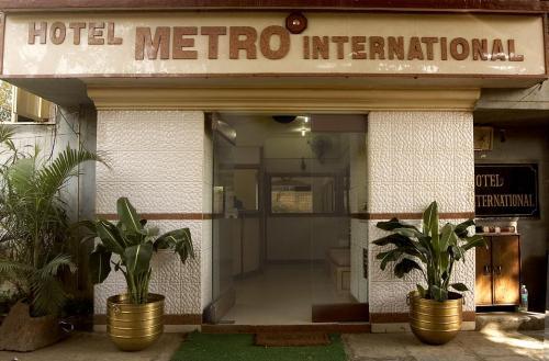 METRO INTERNATIONAL