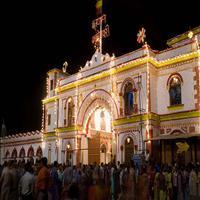 The Bastar palace