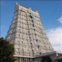 Subramanya Temple in Tiruchendur
