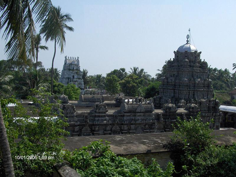 Srikurmanatha-(Srikurmam)