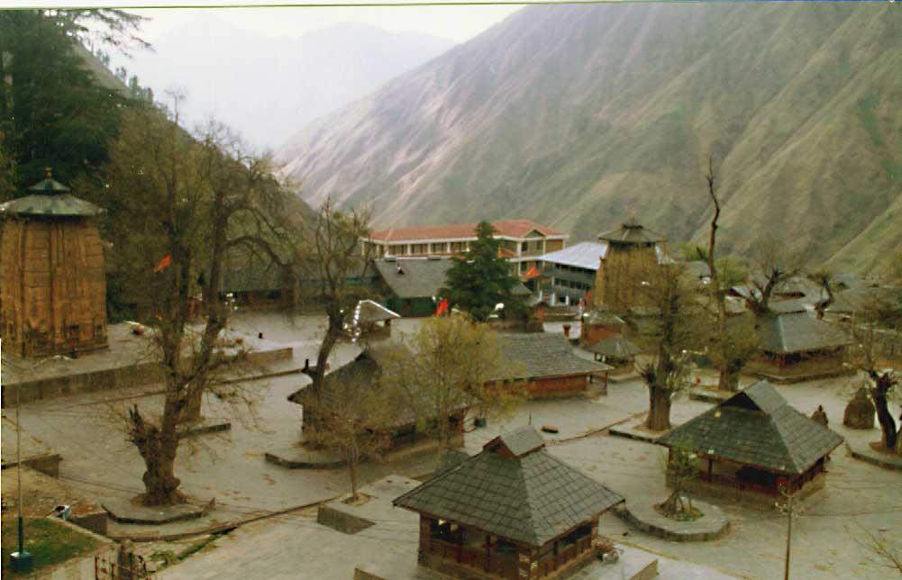 Bharmour Temples