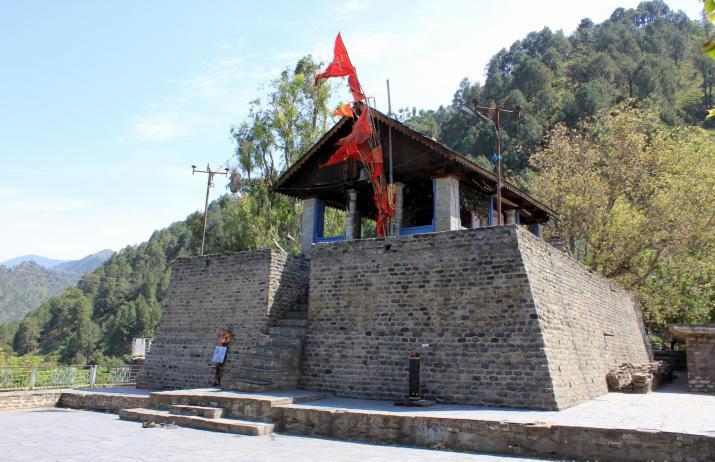 The Chamunda Temple
