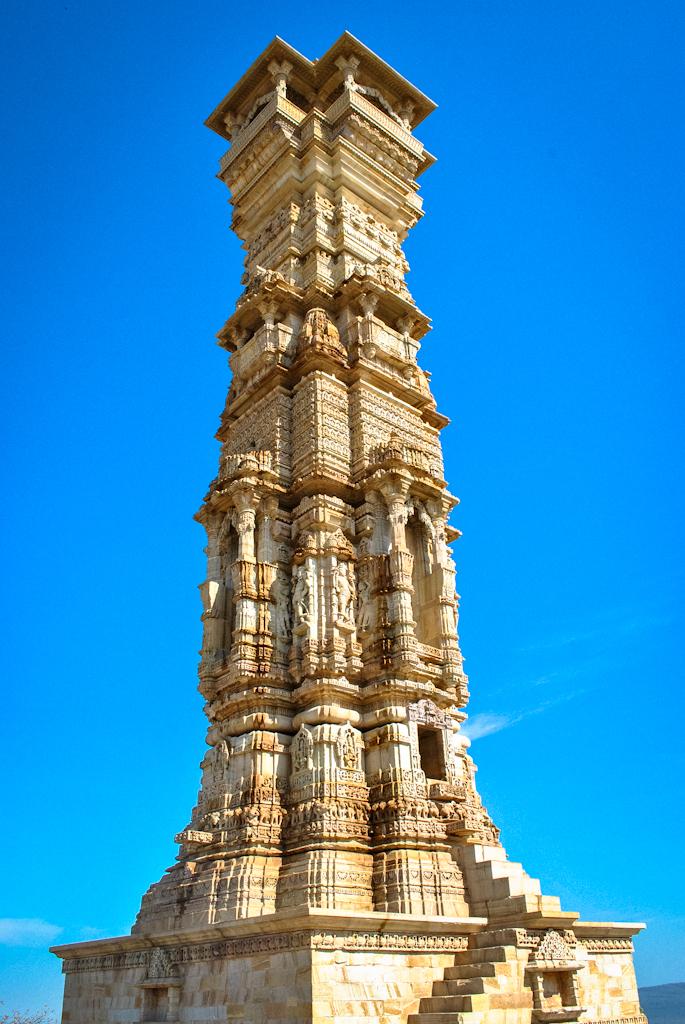 Kirti Stambh (Tower of Fame)