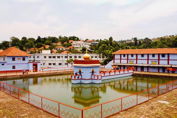 Omkareshwar Temple Coorg
