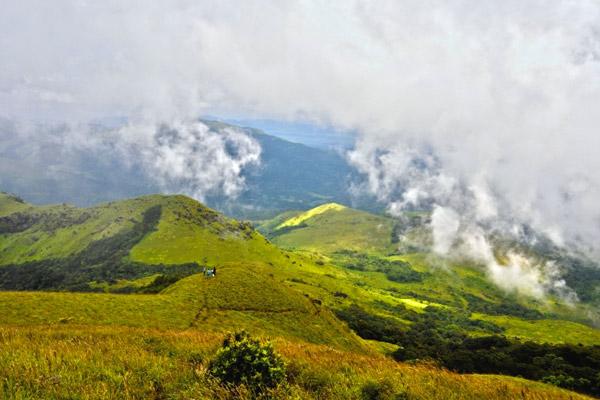 Thadiyandamol Peak Coorg