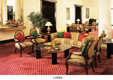 THE OBEROI'S MAIDENS HOTEL