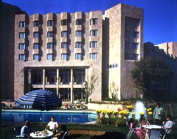 SAMRAT HOTEL-ITDC