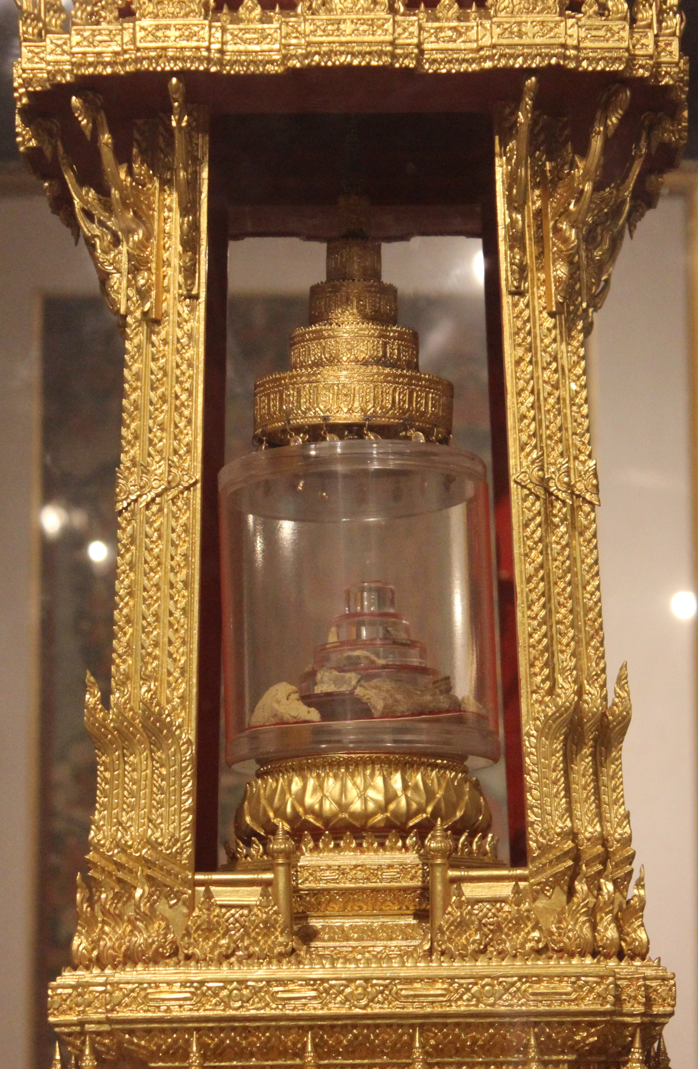 Relics of Lord Buddha