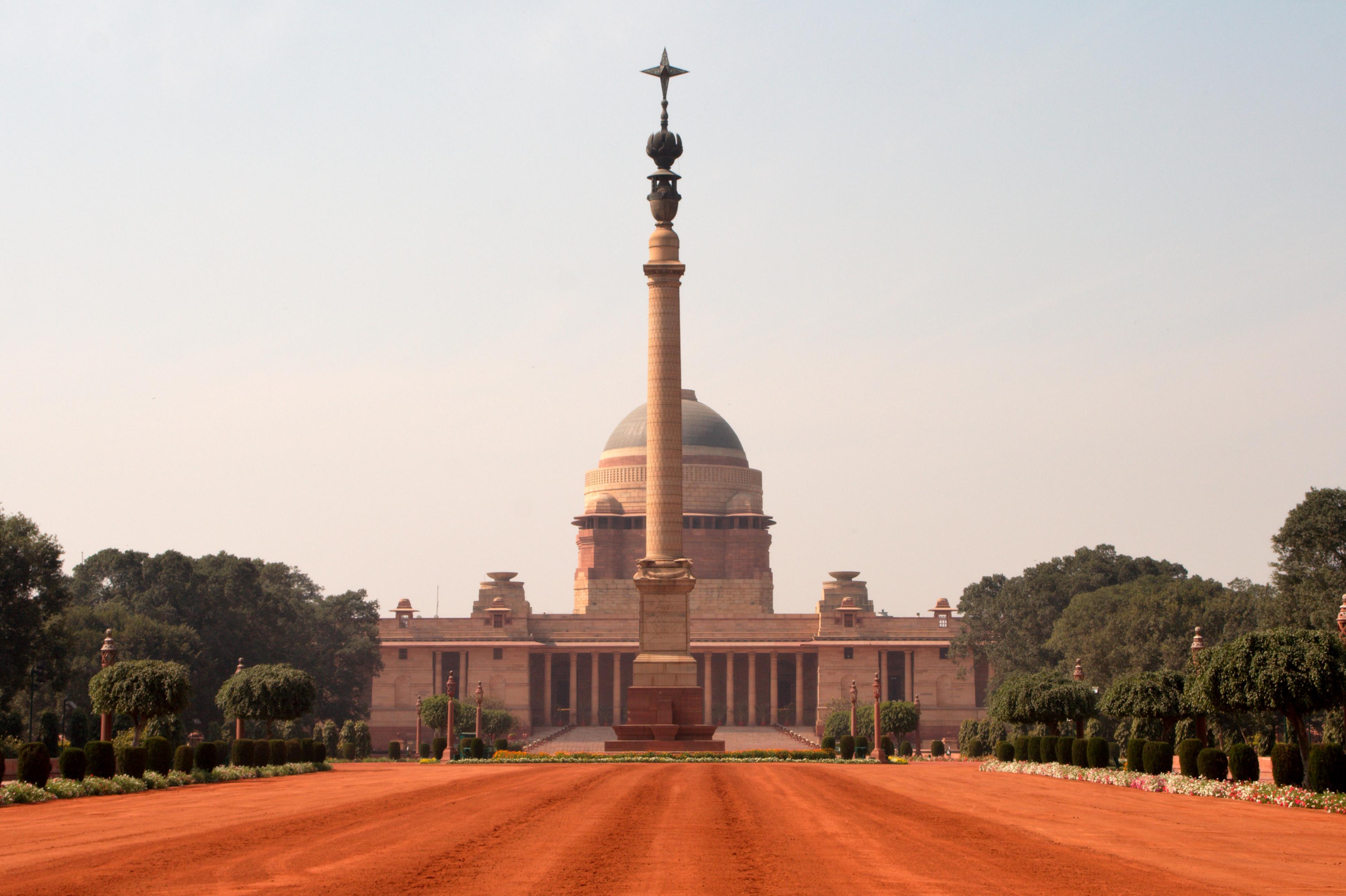 The Famous Jaipur Coloumn
