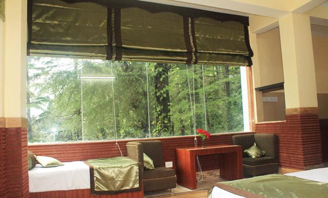 HOTEL GANDHI'S PARADISE