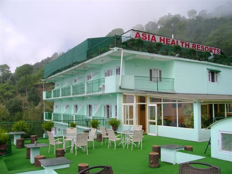 ASIA HEALTH RESORTS