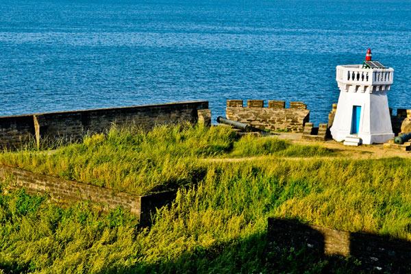Diu Fort View