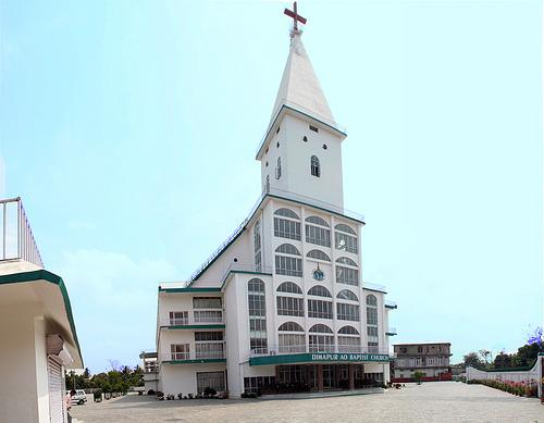 Ao Baptist ChurchDimapur