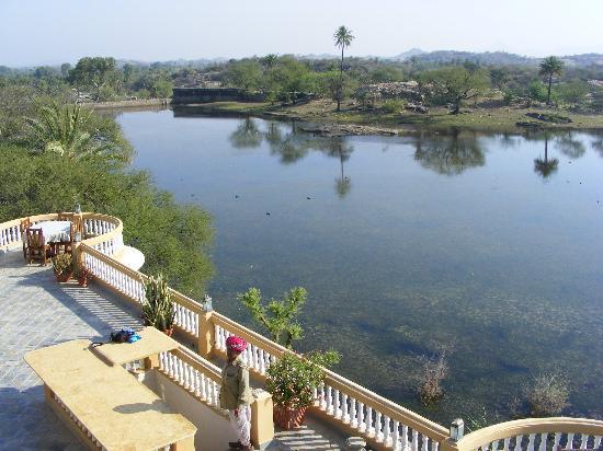 Fort Seengh Sagar Of Deogarh