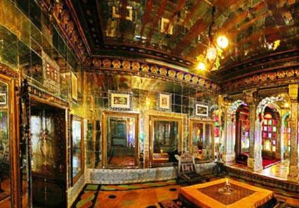 Inside Deogarh Mahal