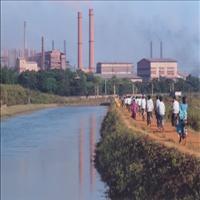 The Bhilai steel plant