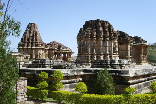 Temple in Devigarh