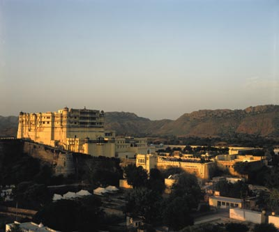 DEVIGARH PALACE
