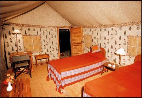 CHARDHAM CAMP