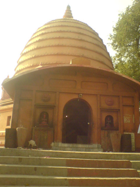 The Navagraha Temple
