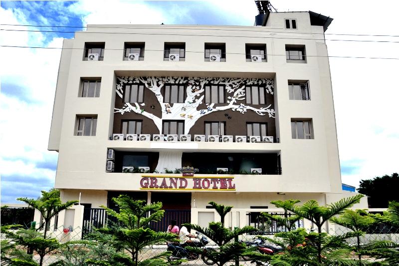 Lumbini's Grand Hotel