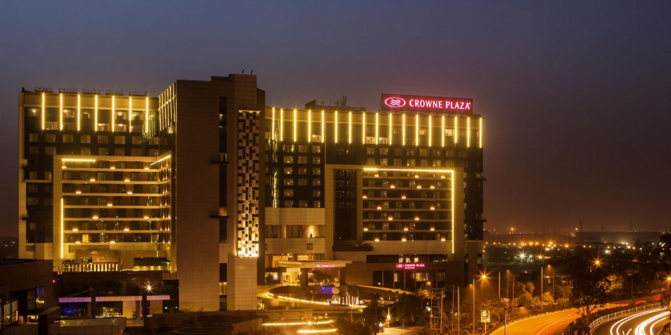 CROWNE PLAZA HOTELS & RESORTS GREATER NOIDA