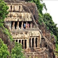 Vijayawada Undavalli Caves