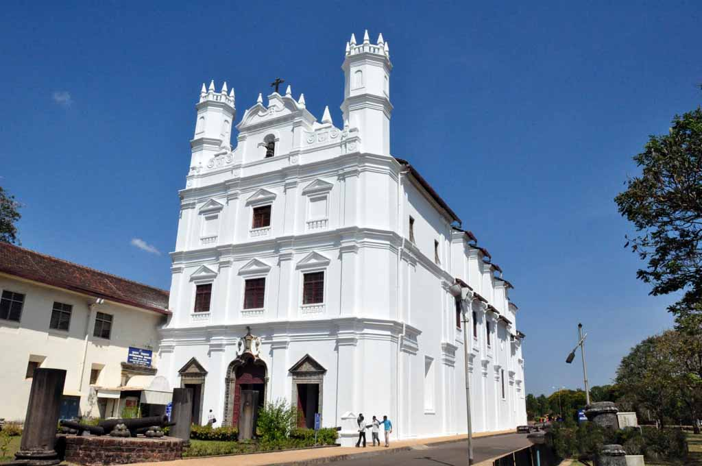 other Churches of goa