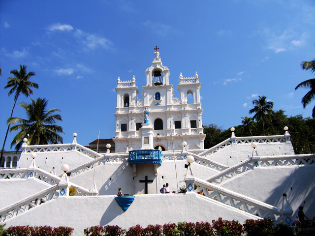 Church of mary Immaculate Conception