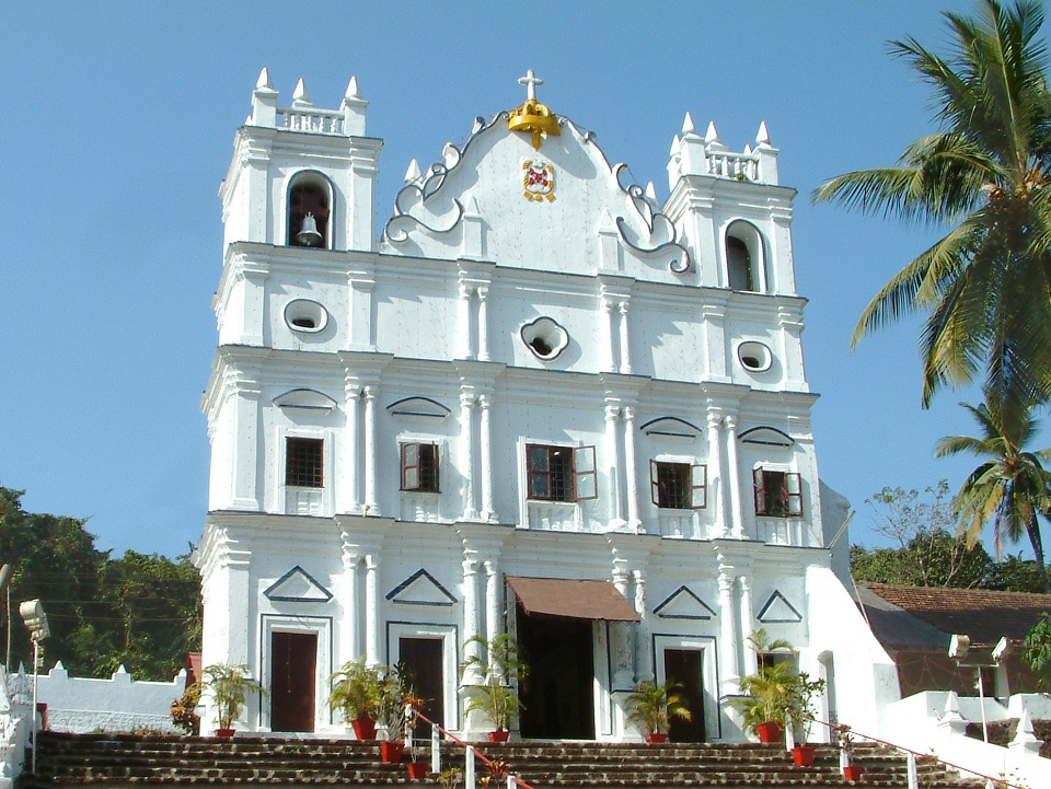 The Reis Magos Church