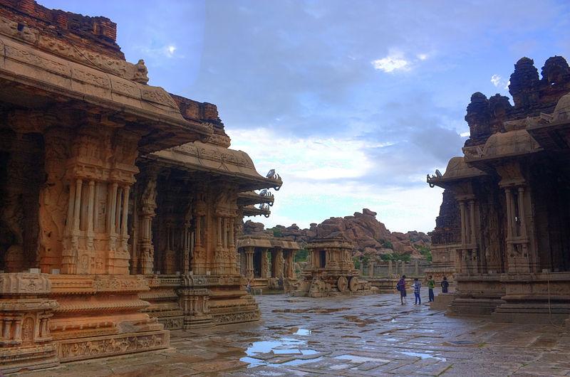 Vittal Temple