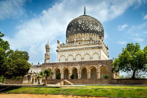 Qutub Sahi Tomb Hyderabad