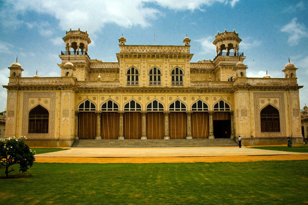 Chowmahalla Palace Hyderabad